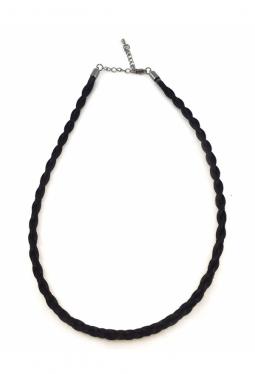 Halskette Pferdehaar geflochten - ca. 46 - 52 cm