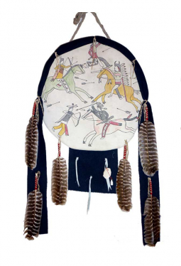 Lakota Shield - War Shield